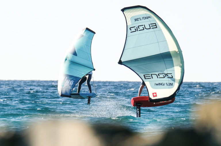 Image for The Tarifa Wing Pro is underway!