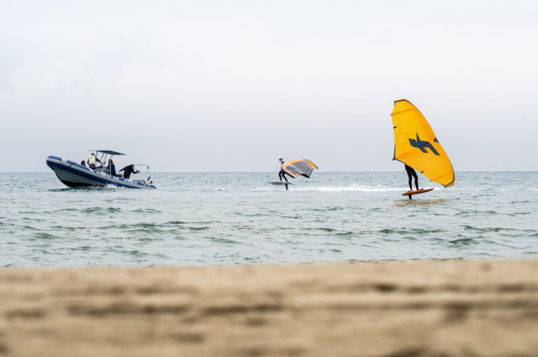 Image for GWA Wingfoil World Cup Leucate 2021 | Day One