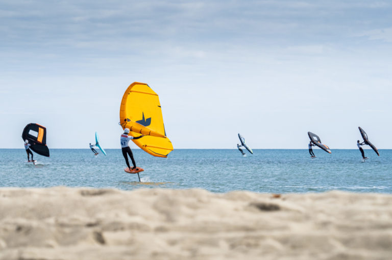 Image for GWA Wingfoil World Cup Leucate 2021 | Day Three