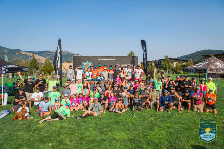 Image for The 2021 Gorge Paddle Challenge in Hood River, Oregon